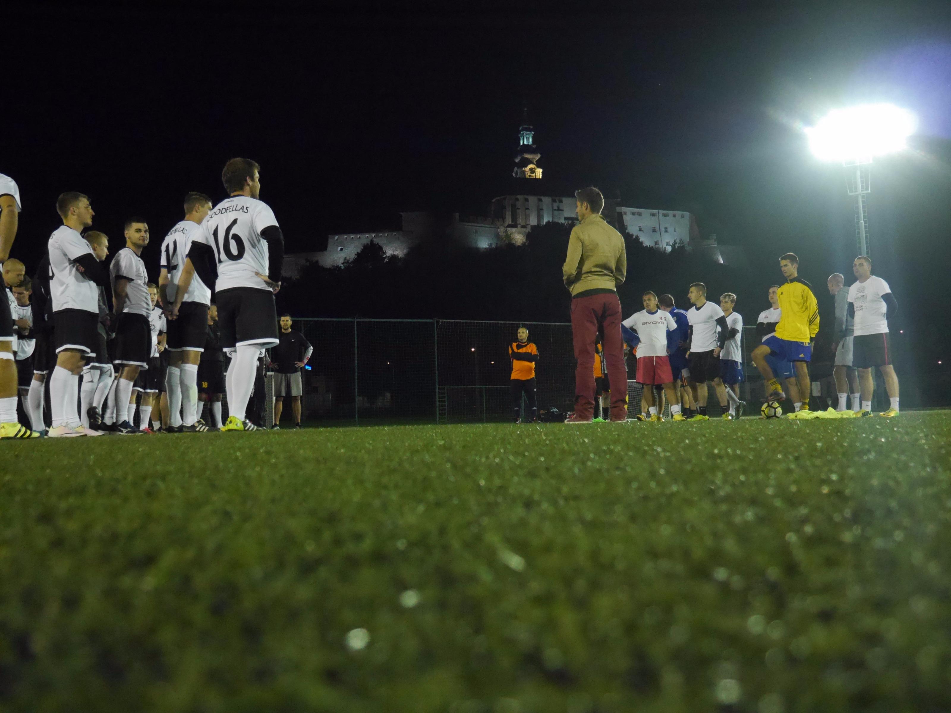 35d6c7e89d616 V Nitre sa odohrali prvé zápasy v malom fut - Kam v meste | moja Nitra